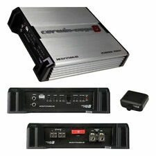CERWIN VEGA 2500 Watts Class D Mono 1 Ohm Stable SUB Car Amplifier XED72500.1D