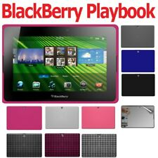 AMZER Silicone Skin Luxe Argyle TPU Case Screen Guard For BlackBerry PlayBook