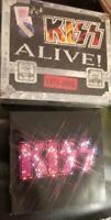 KISS - Alive! 1975 - 2000 4-Disc CD Box Set Complete rare army live lot rock