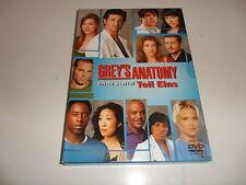 DVD  Grey's Anatomy - Die jungen Ärzte - Dritte Staffel, Teil 1