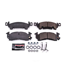 Disc Brake Pad Set Front,Rear Power Stop Z23-052