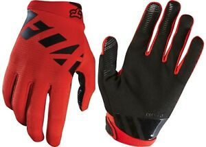 Fox 2020 Racing Mens Ranger Gloves Racing Mountain Bike BMX MTB Bright Red