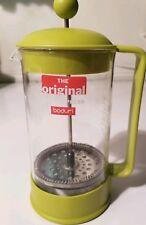 Bodum Brazil French Press Coffee Maker Green
