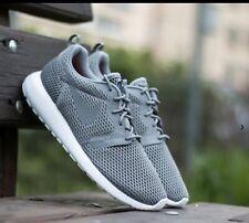 Nike Roshe One Hyperfuse BR Grey/white - UK 9.5 - Brand New