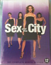 DVD Sex and the City Season 1 (2004) FSK 12 Holländische DVD Neu & OVP