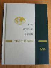 The World Book Year Book Encyclopedia 1994 Review of Events