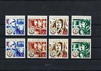 DDR 1974 Briefmarken - Satz - 25 Jahre DDR - Postfrisch + Gestempelt