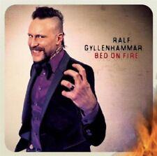 "Ralf Gyllenhammar - ""Bed on Fire"" - 2013 - CD Album"