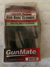 THE ORIGINAL BORESNAKE MADE IN USA 6mm .243 CAL MICHAEL'S GUNMATE 24012 New (Oth
