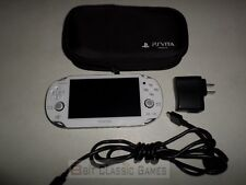 Sony Playstation Vita 1000 System WHITE - FAST SHIPPING!! !  522
