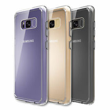 For Samsung Galaxy S8 Case Silicone Rubber Protective Cover