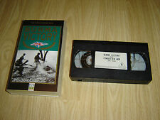 BURMA VICTORY - THE FORGOTTEN WAR IMPERIAL WAR MUSEUM VHS VIDEO TAPE