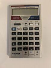 Casio Calculator Boxing Game BG-15 1980'S