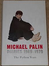 Michael Palin SIGNED The Python Years: Diaries 1969-1979 UKHC 1st Edn