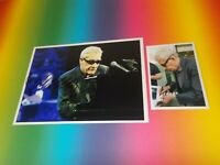 Paolo Conte Italian Singer  signed autograph Autogramm 8x11 photo in person
