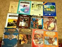 Dungeons & Dragons Lot(12): First Edition, Rare, 2E RPG Group, Free Shipping!