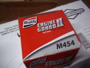 Engine Oil Filter-Guard Oil Filter Mighty M454