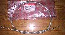 GREY THROTTLE CABLE CT90K0 CT90 K0 1966 TO 1968 AFT0075/SILVER