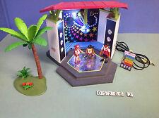 (O5266) Playmobil club discothèque de l'hôtel ref 5266 5265