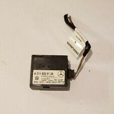MERCEDES C CLASS W203 C180 2004 CLASS ALARM CONTROL MODULE A2118209126