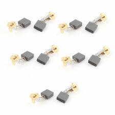 10 pcs balais charbon moteur 999044 17 x 17 x 7mm pour Hitachi Outil électrique