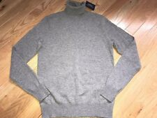 nwt Polo Ralph Lauren Women's Cashmere Turtleneck Sweater sz M