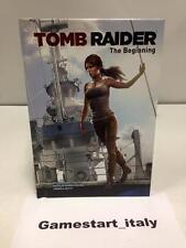 TOMB RAIDER THE BEGINNING COMIC BOOK ORIGINAL NO ARTBOOK BRAND NEW VERY RARE