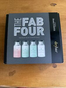The Fab Four Drybar Hair Essentials
