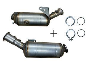 NEU Dieselpartikelfilter DPF Mercedes ML GL R - Klasse 300 350 CDI 4-Matic 09-