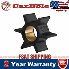 Water Pump Impeller Rubber For Mercury 4.5-7.5-9.8HP #47-89981 12270 18-3239