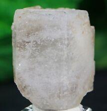 Terminated goshenite beryl Crystal Mineral Specimen beryl from Skardu Pakistan