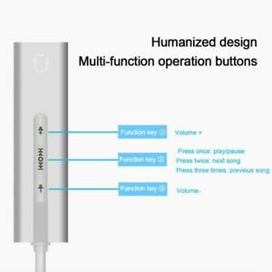 7.1 USB Mic Headphone Jack Stereo Headset 3D Sound Card Audio Adapter for Laptop