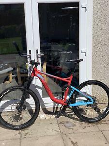 BMC Speedfox SF03 Trailcrew NX 2017 Mountain Bike