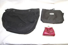 3 = MICHE ITEMS (1-Medium Base Bag, 1-Purse Organizer, 1-REYNA Coin Purse #S8507