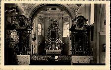 Tábor Klokoty Tschechien Česká Böhmen ~1940 Hlavní oltář Hauptaltar Altar Kirche