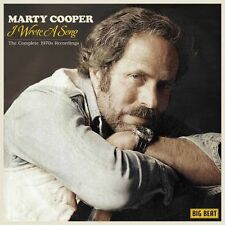 Marty Cooper - I Wrote A Song: The Complete 1970s Recordings (CDWIKD 309)