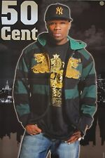 50 CENT - A3 Poster (ca. 42 x 28 cm) - Clippings Fan Sammlung NEU