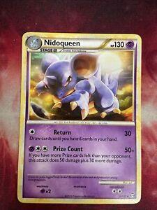Pokemon Card Nidoqueen Triumphant 28/102