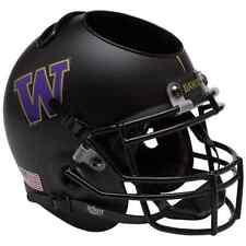 WASHINGTON HUSKIES NCAA Schutt Mini Football Helmet DESK CADDY