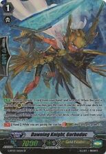 1x Cardfight!! Vanguard Dawning Knight, Gorboduc - G-BT07/S15EN - SP Near Mint