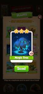 COIN MASTER Magic Tree