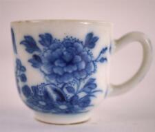 More details for c1735-1796 antique chinese qianlong blue & white porcelain toy tea cup miniature
