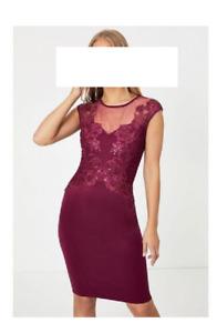 Designer Kleid Lipsy Größe 42 NEU