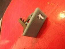 94 95 96 97 HONDA ACCORD HOOD RELEASE SWITCH LEVER BUTTON HANDLE OEM JADE GREEN