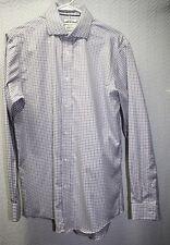 Men's Jos. A. Bank Button Front Shirt - Non-Iron - 16 -35