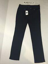 GAP Kids Girls Stretch Black Uniform Pants Jeggings Jeans Size 7 NWT