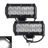 72W LED Arbeitsscheinwerfer Flutlicht Scheinwerfer Driving Lampe Offroad LKW ATV