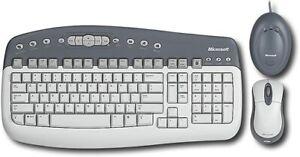 Microsoft T20-00001 Basic Wireless Optical Desktop Keyboard  PC/MAC NIB UNOPENED