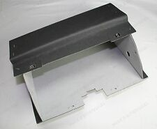 1949-1951 Lincoln Glove Box Exact As Original W/Gray Felt Cardboard