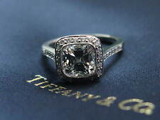 Tiffany & Co Platinum Legacy Diamond Ring 2.37CT G-VS1